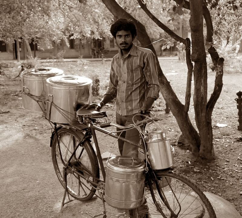 TBI Invisible Heroes Of Everyday: The Cycle Dosa Guy