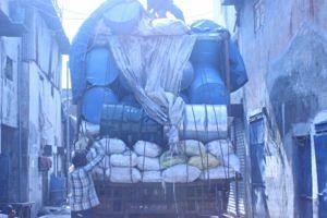recycling in mumbai slums