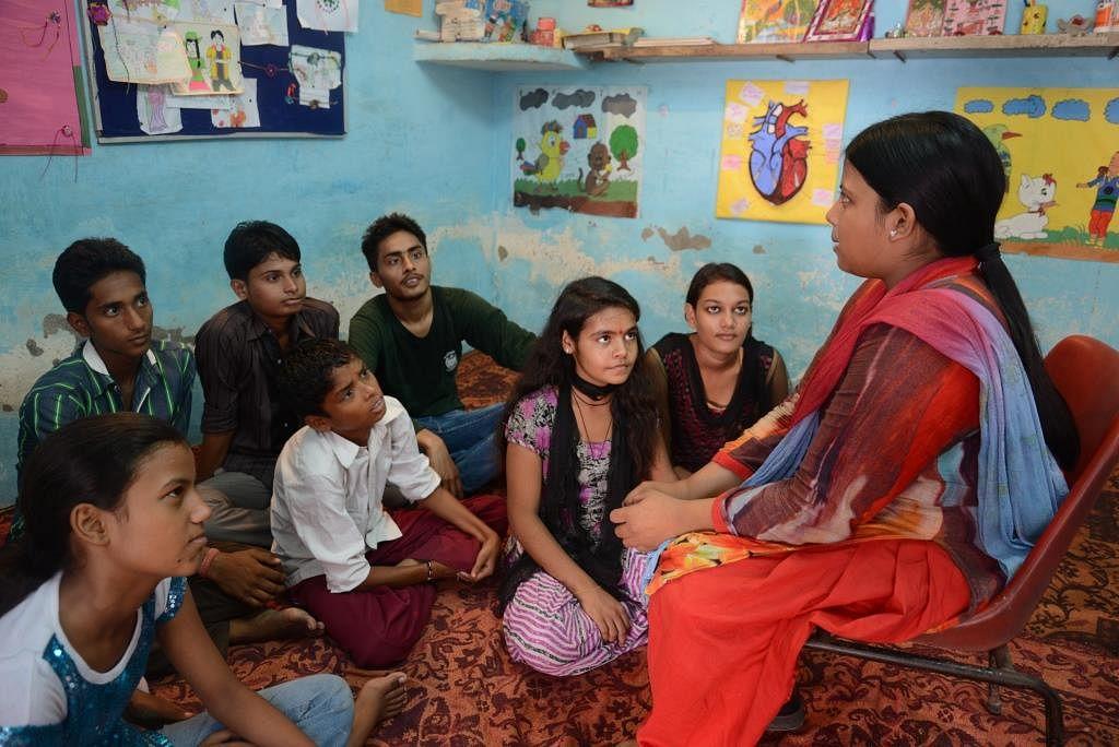 rekha kumari, Convener of the National Forum of Children with Disabilities
