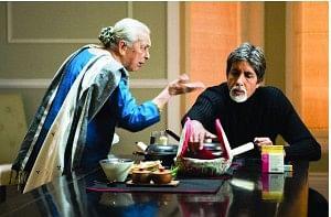 Zohra Segal, Amitabh Bachchan.