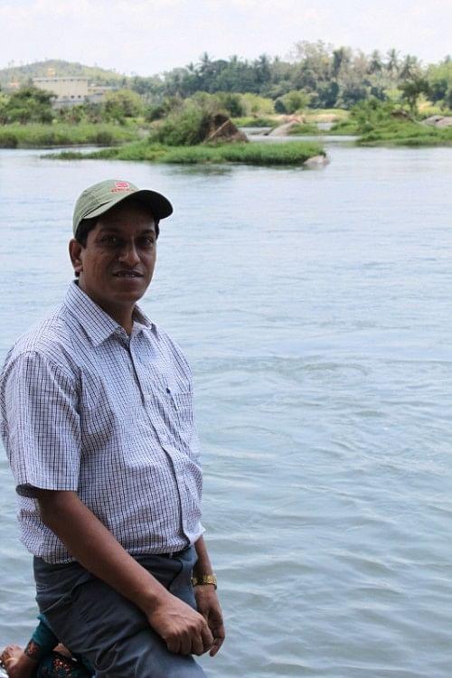 JM Garg, efloraofindia