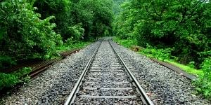 Murmagao to Hubli railway line