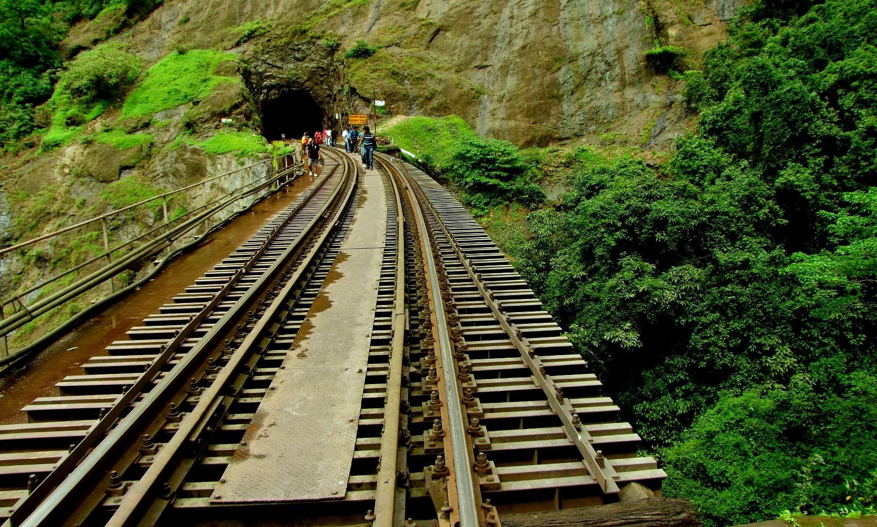 western ghats railway line