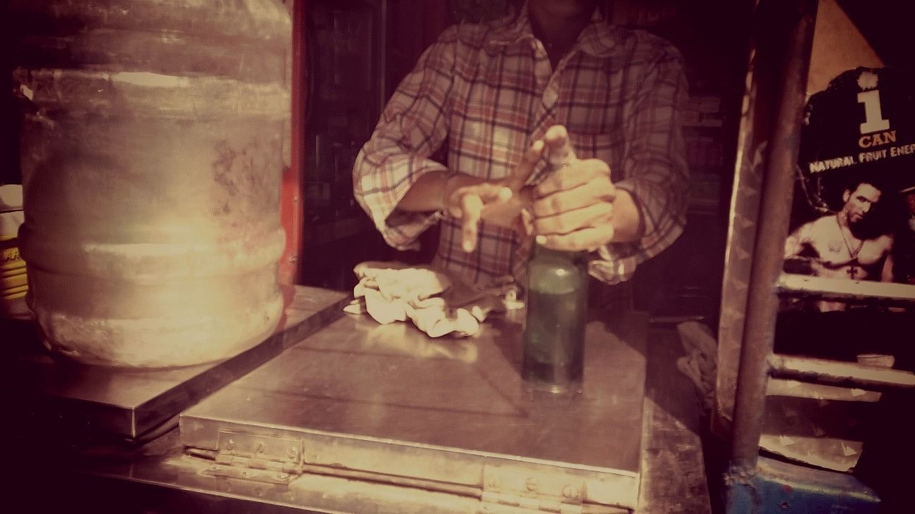 TBI Invisible Heroes Of Everyday: The Goli Soda Guy