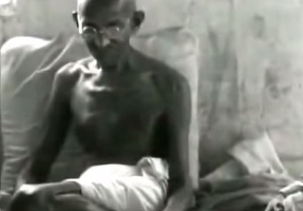 Have You Seen Mahatma Gandhi's First TV Interview? Watch This Exclusive Clip From 83 Years Ago!
