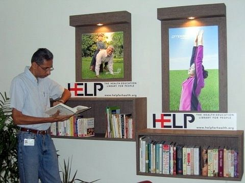 HELP library,Bangalore