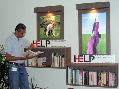 HELP library,Bangalore