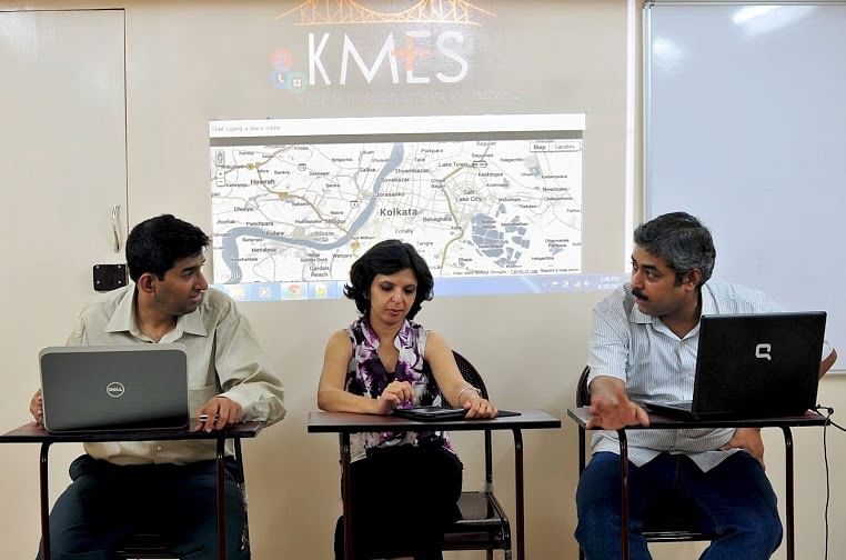 KMES which currently operates in Kolkata plans to expand to other cities of India.