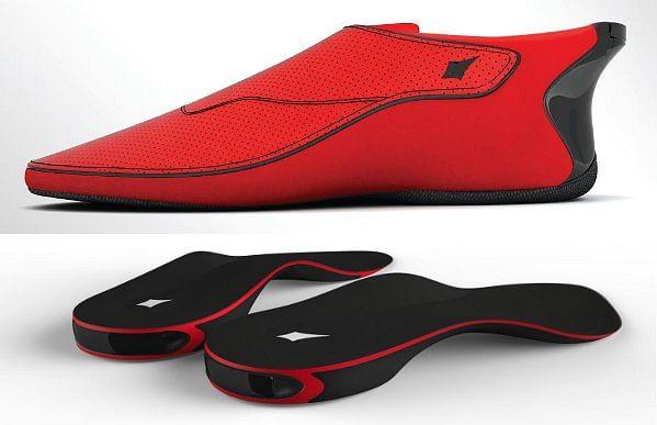 Le Chal shoes