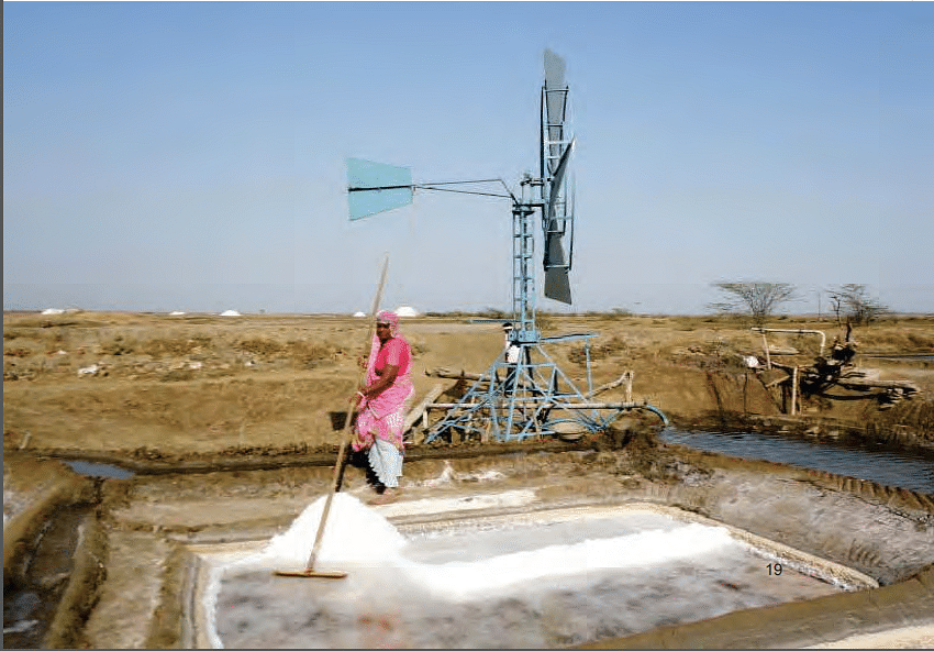 low cost windmill