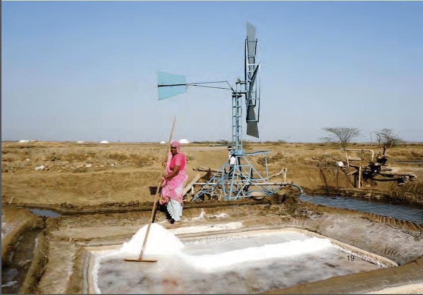 low cost windmill