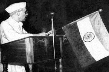 nehru speech