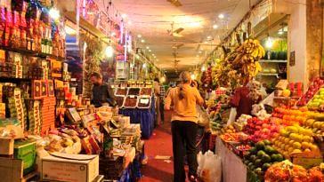 Russell Market, ramzan