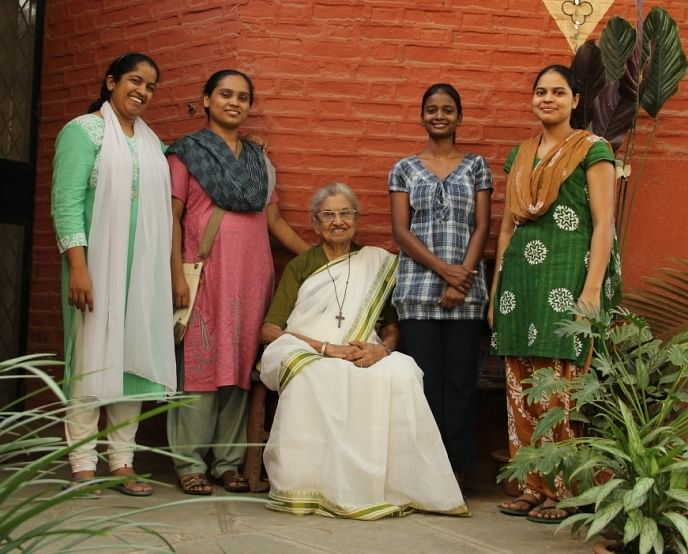 How A Nun Is Bringing Succour And HOPE To Thousands Of Hapless Women And Children In Pune