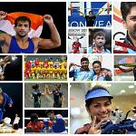 Indian medal winners of CWG 2014