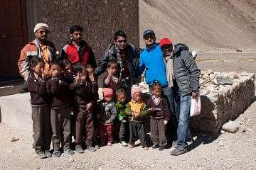 You can be part of their wonderful initiative by going on a trip with them.