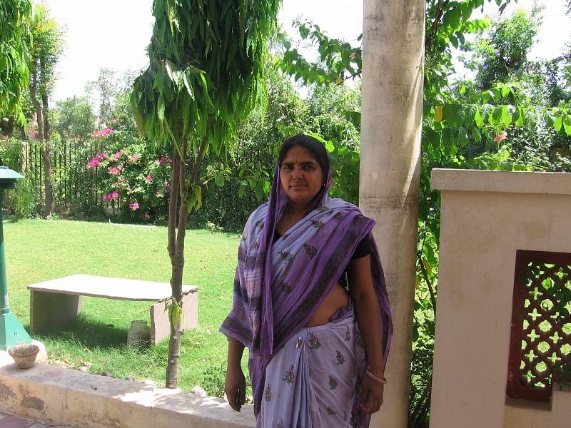 rajasthan woman sarpanch