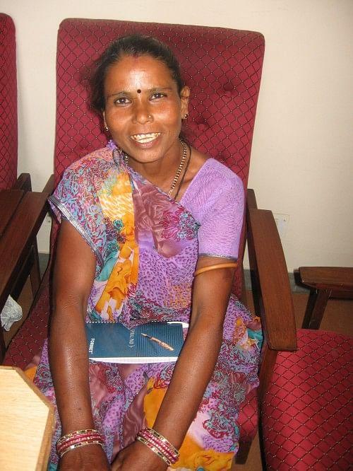 woman sarpanch in Rajasthan