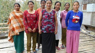 Nagaland women