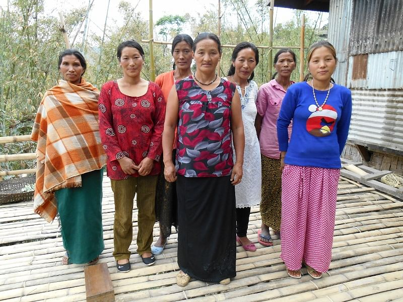 High Up In The Naga Hills Women Are Discovering Collective Strength