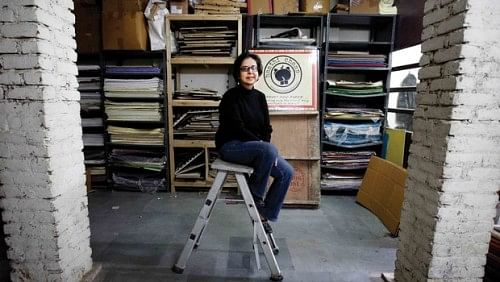 Mahima Mehra - founder of Haathi Chaap