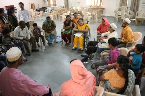 Nishta has been spreading awareness about the disability and helping the patients to overcome this reality.