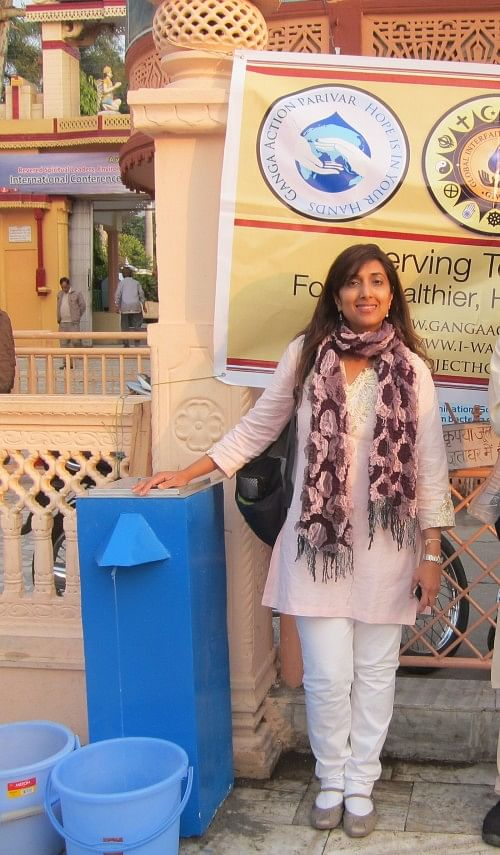 Shivani Kumar, India Country Representative, South Asia Pure Water Initiative, Inc. (SAPWII)