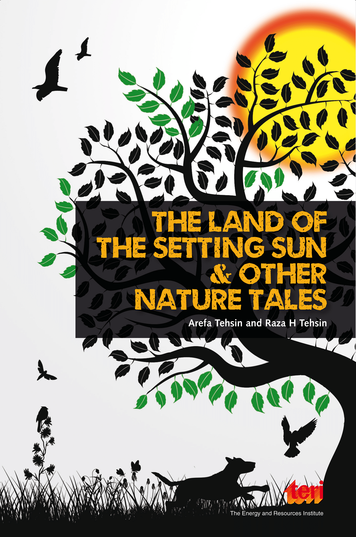 Children's Book Review: The Land Of The Setting Sun & Other Nature Tales