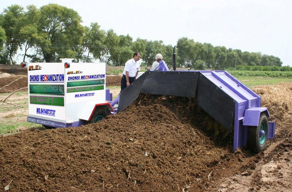 compost aerator