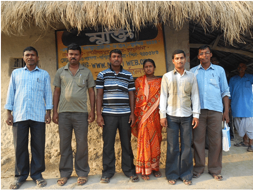The ground level RTI activists enabling 'Mukti' from injustice and poor service at Sunderban.