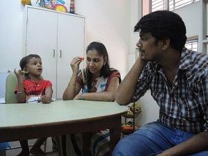 hearing impaired children