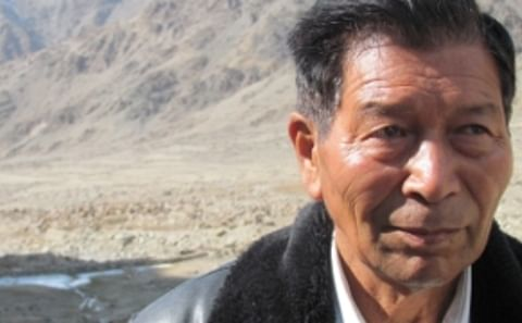 The Man Who Creates Artificial Glaciers To Meet The Water Needs Of Ladakh