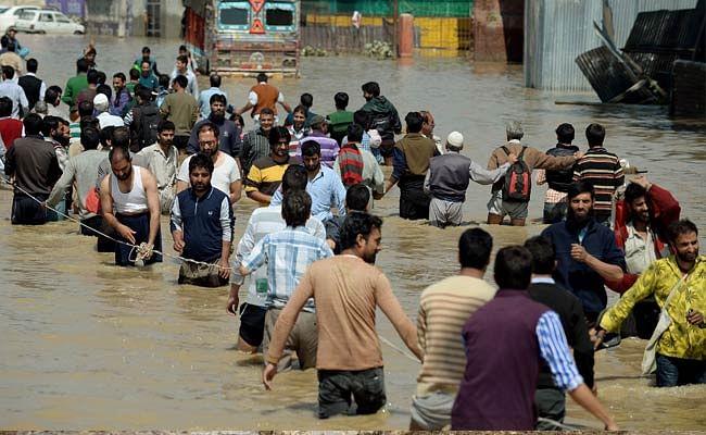 kashmir flood