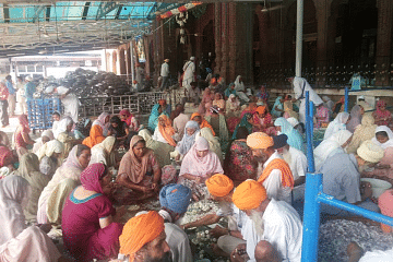 Guru ka langar, Amritsar