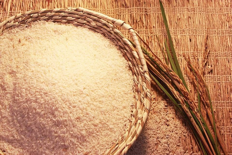 Sona Masoori Rice is one of the bestsellers of safe Harvest.