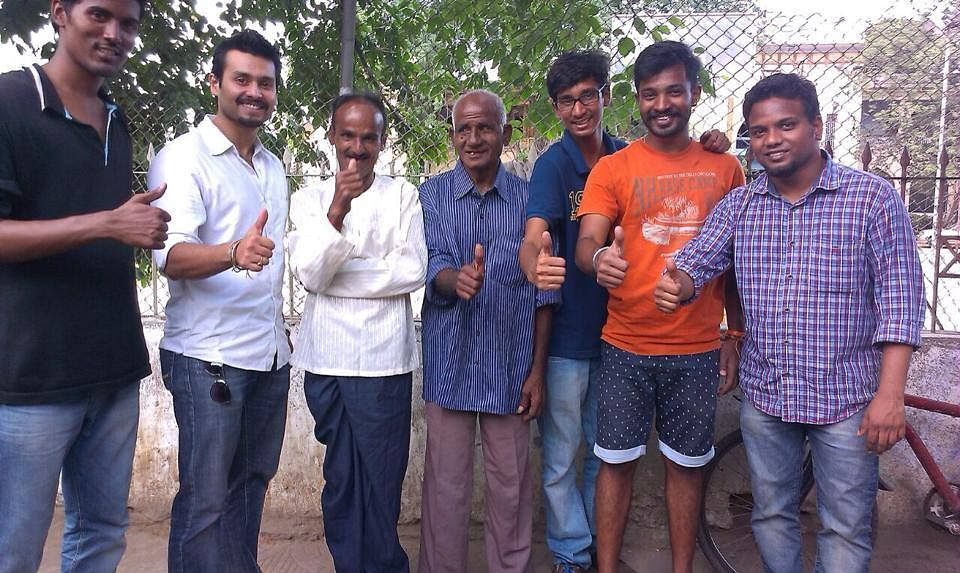 The Youngistaan team is bridging the gap by transforming lives of the homeless.