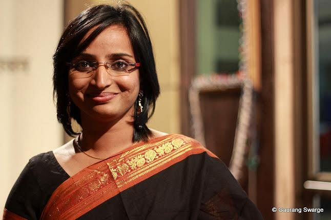 Alka Dhupakr is a successful broadcast journalist.