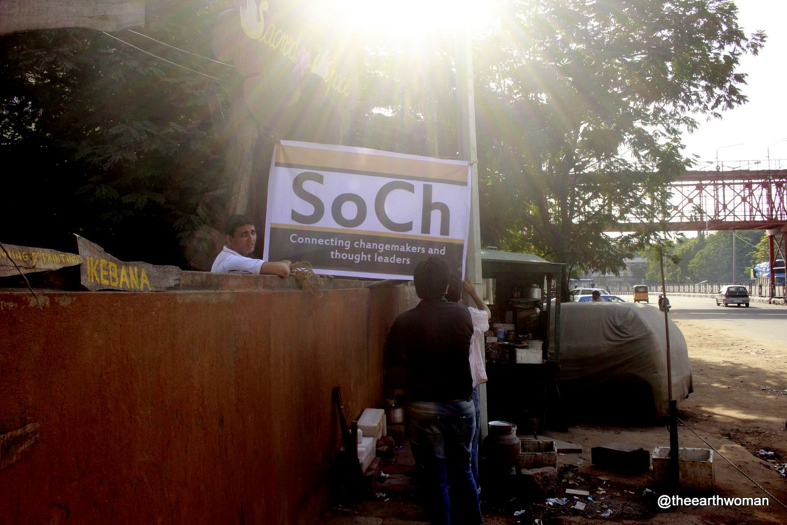 SoCH calls itself a movement and not an organization.