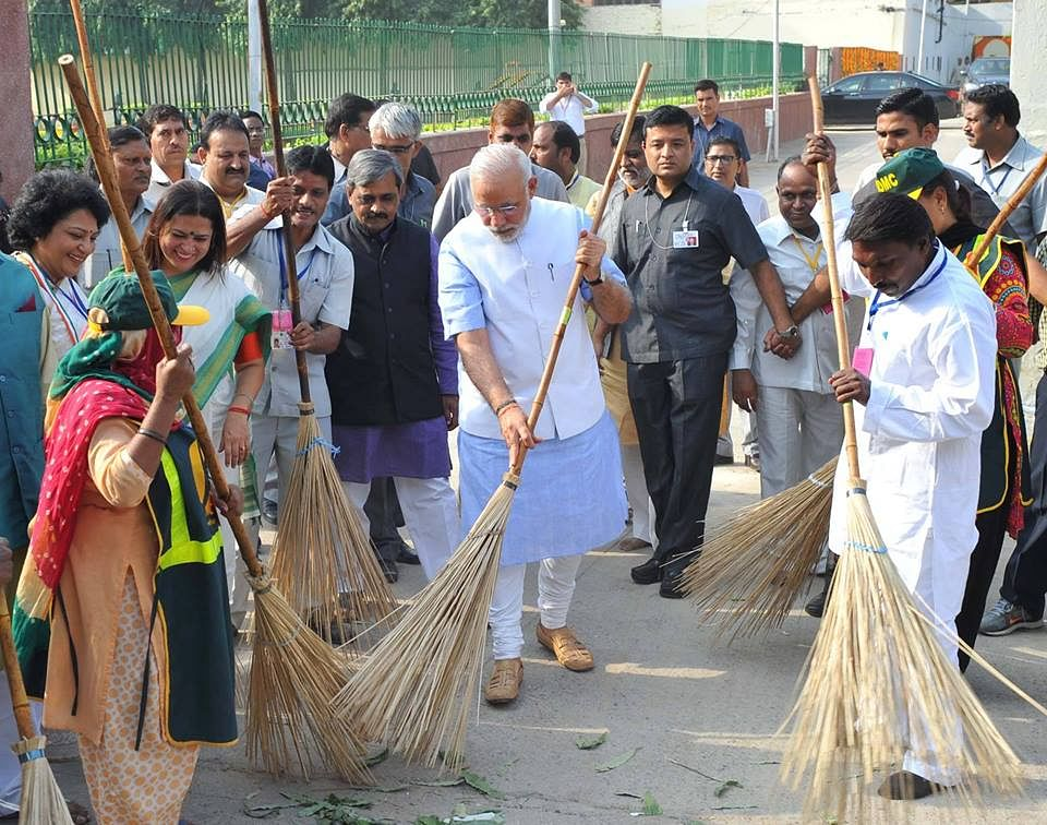 The Unsung Heroes Who Have Been Working Towards A Swachh Bharat For Many Years Now