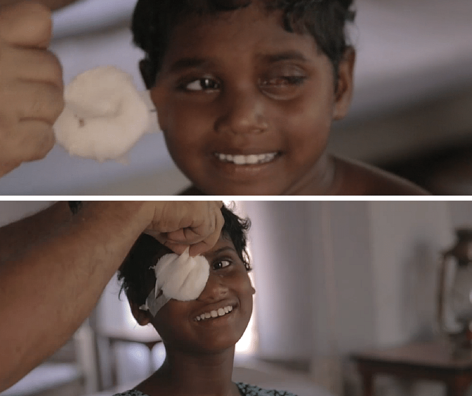 Two Blind Sisters See For The First Time: A Nat Geo Short Film Showcase