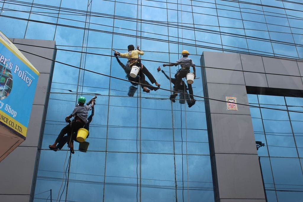 window cleaning job description - abc window cleaning