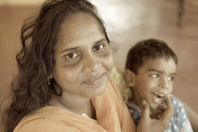 A caretaker's main job involves feeding and maintaining the children like they were their mothers. Fussy eaters with disabilities makes this seemingly mundane task an everyday challenge.
