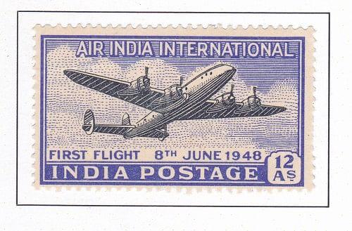 stamp air india