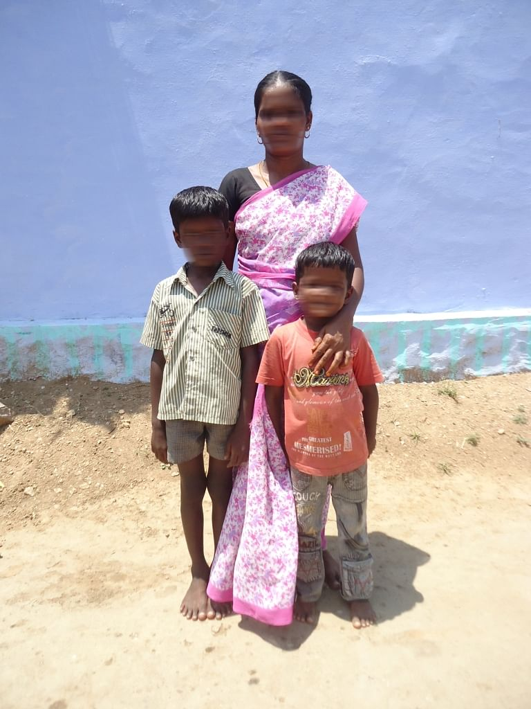With no proper education and attention, these kids are lost in the world without any fault of theirs.