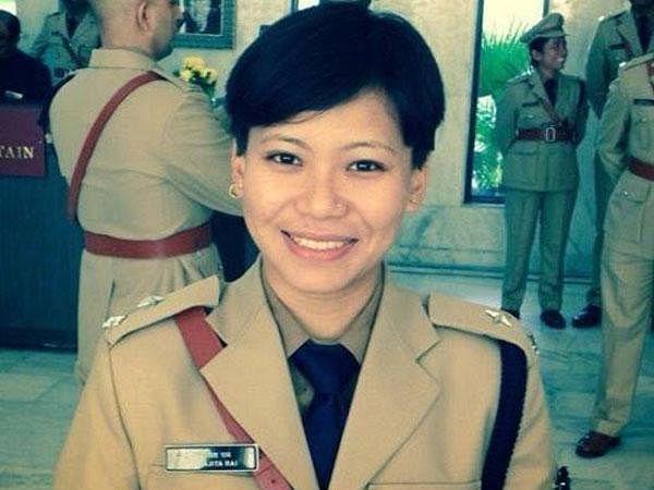 Meet Sikkim's First Female IPS Officer