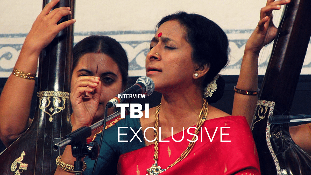 TBI Exclusive: How Academy Award Nominee Bombay Jayashri Is Using Music To Help Autistic Kids