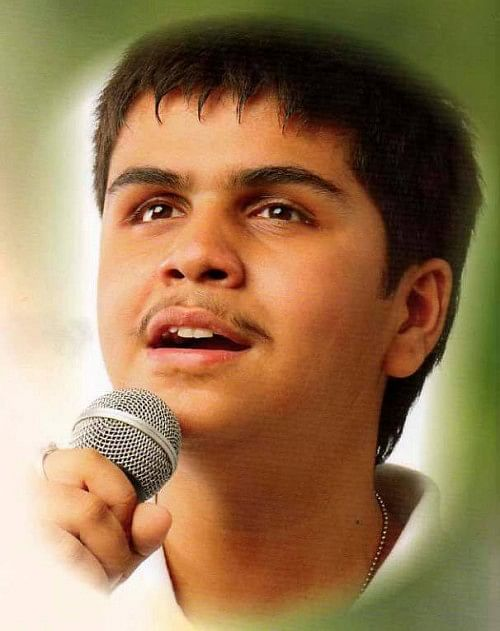Diwakar Sharma shot to fame when he was in finals of a television singing reality show.