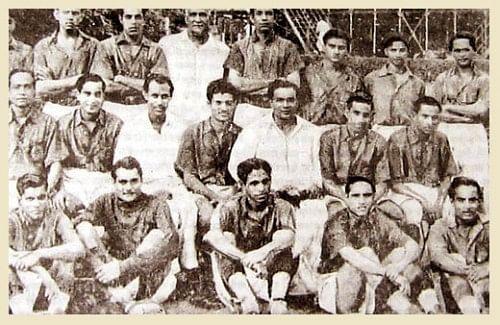 football team of 1951