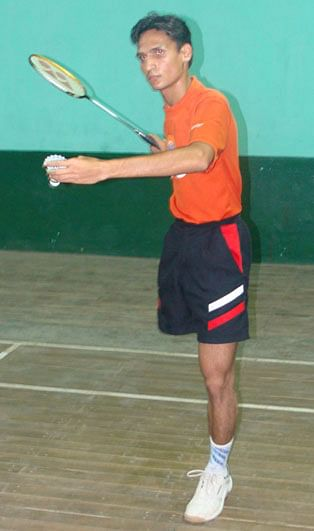 Girish Sharma - Badminton Champion