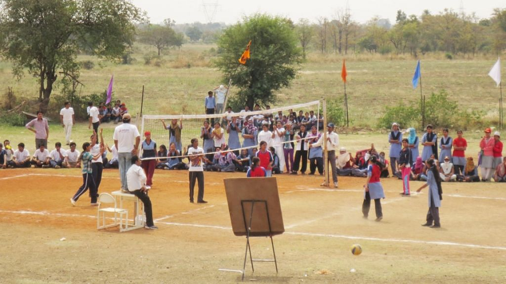 Sports form a large part of their curriculum where every student is encouraged to participate.